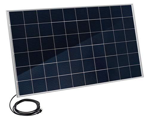 """Home-Solar-Modul 310Wp, HSM310VEO5S. Produziere eigenen Strom mit unserem hochwertigen Balkonkraftwerk (HSM310 + Anschlusskabel\""""Schuko\"""" 5m)"""