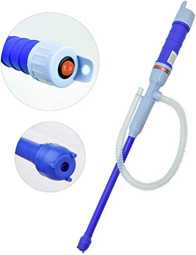 Sailnovo Electric Gasoline Pump, Liquid Extractor, Siphon, Battery Pump, Tank Pump, Diesel, Engine Oil, Water, Gasoline Filling Pump, Manual Water Pump