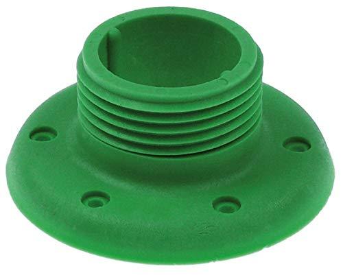 Flansch für Stabmixer Ø 92 mm H 40 mm MX40 / MX42S geeignet für: Cookmax, Fimar Artikel aus Chisko it: 301645