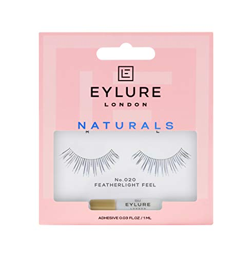 Eylure Naturals No. 020 Lashes, 1er Pack (1 x 2 Stück)