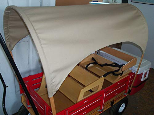 Why Choose Khaki Sun Topper for Sp33dway Express Wagons - Sun Top only - by Awesome Shopper