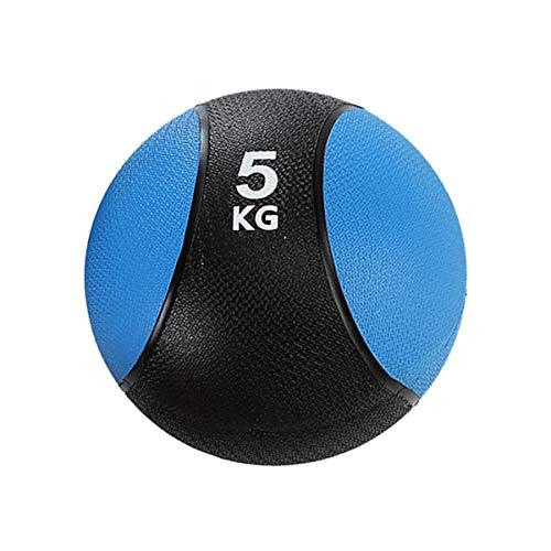Rayline Medizinball ball-5kg Profi Gymnastikball Training-Fitness-Bodybuilding-Gymnastik-Aerobic-Krafttraining