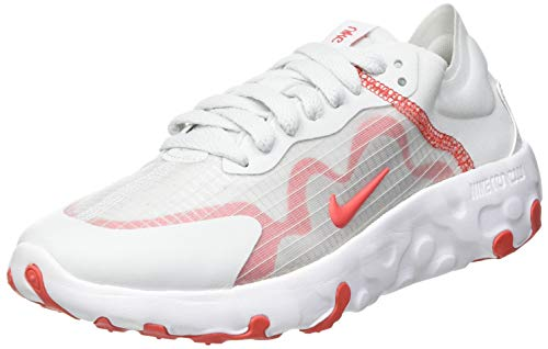 Nike Renew Lucent, Sneaker Donna, Rosso (Photon Dust/Track Red-White-Gr 005), 36 EU