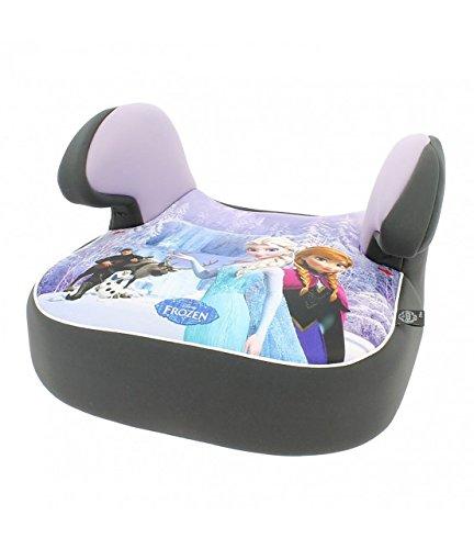 Mycarsit Rehausseur Disney, Groupe 2/3 (de 15 à 36 kg), Motif Frozen Reine des Neiges