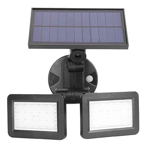 Aplique De Pared Para Exteriores, Luz Con Sensor De Radar, Luz De Pared De Energía Solar, Alta Sensibilidad Para Jardines Para Granjas