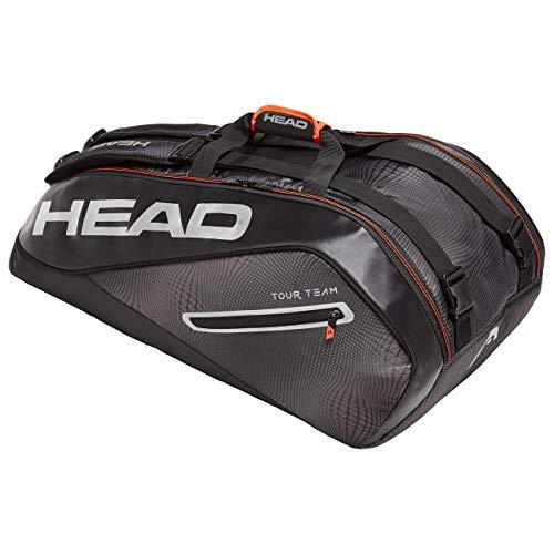 Head Tour Team 9R Supercombi Bolsa de Tenis, Adultos Unisex,...