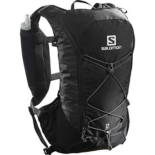 Salomon, Zaino Agile 12 Unisex con 3 Punti di Attacco e 3D Comfort per Trail Running