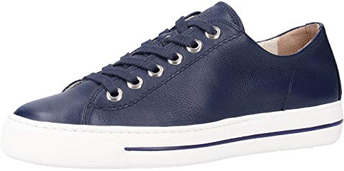 Paul Green 4704 Damen Sneakers Blau, EU 38,5
