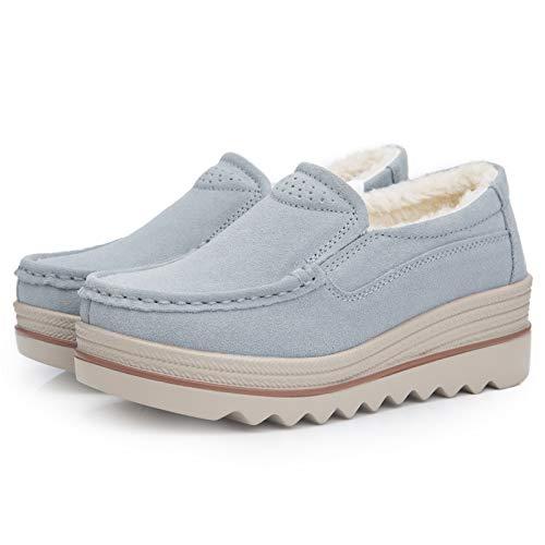Zapatos De Muffin De Primavera De La Pendiente Inferior Gruesa De Las Mujeres Con Zapatos De Gran...