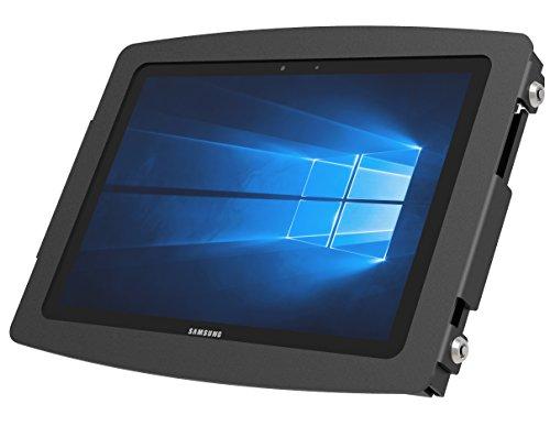 Maclocks 912sgeb Supporto da Parete per Tablet, Alluminio Nero