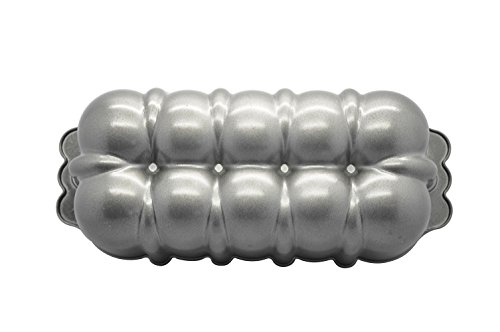 DeColorDulce Hello Kitty Moule, Aluminium anodisé, Argent, 27 x 19 x 5 cm