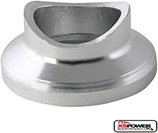 ALUMINUM FLANGE ADAPTER FOR HKS SSQV SQV SEQUENTIAL BLOW OFF VALVE STAGE-1/2/3