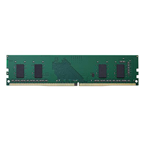 『エレコム EU RoHS指令準拠メモリモジュール DDR4-SDRAM DDR4-2666 288pin DIMM PC4-21300 4GB デスクトップ EW2666-4G/RO』のトップ画像