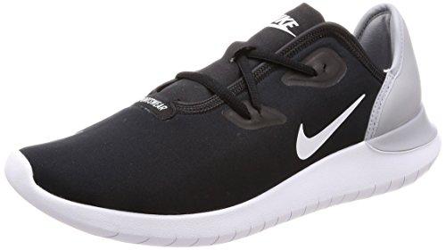 NIKE Nike Running Shoe Hakata 8,5 de EE.UU. Hombre Negro/Blanco /...