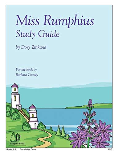 Miss Rumphius Study Guide
