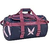 Kari Traa Unisex Adultos Kari 30L Bag Bolsa de viaje Negro / Rosa/Azul 30 L