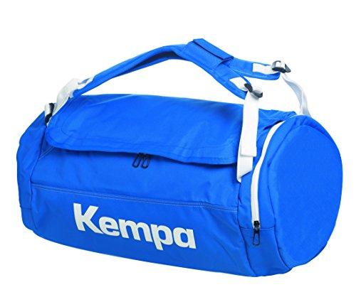 Kempa K-Line (40L) Bolsa Deportiva, Azul Royal/Blanco, 45 cm