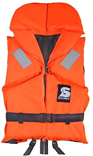 Secumar Rettungsweste Bravo 40 - 50 kg 100 N - Schwimmweste