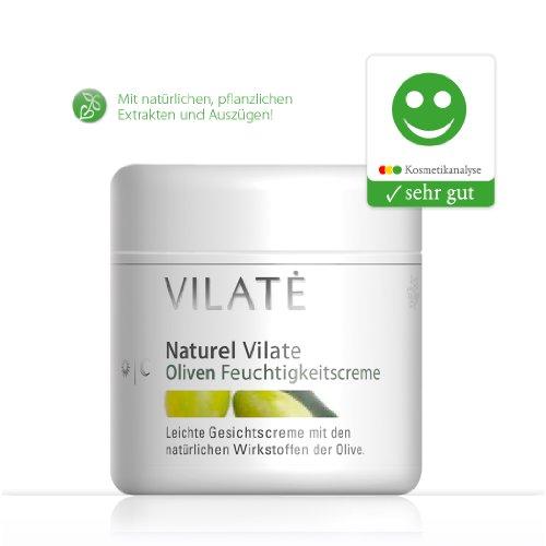 Naturel Vilate Feuchtigkeitscreme mit Olivenextrakt / 100 ml