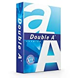 Double A DA000059SINGLE - Papel para fotocopiadoras (500 hojas A4), blanco