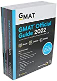 Photo Gallery gmat official guide 2022 bundle: books + online question bank