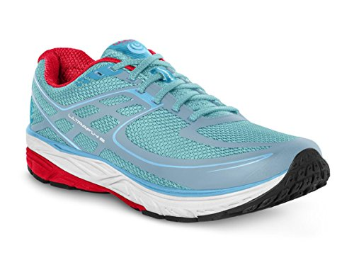 Topo Athletic Ultrafly 2 Running Shoe - Women's Ice/Red 9.5