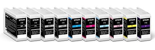 Epson Singlepack Photo Black T46S1 Ultra Singlepack Photo Black T46S1 UltraChrome Pro 10 Ink 26 ml