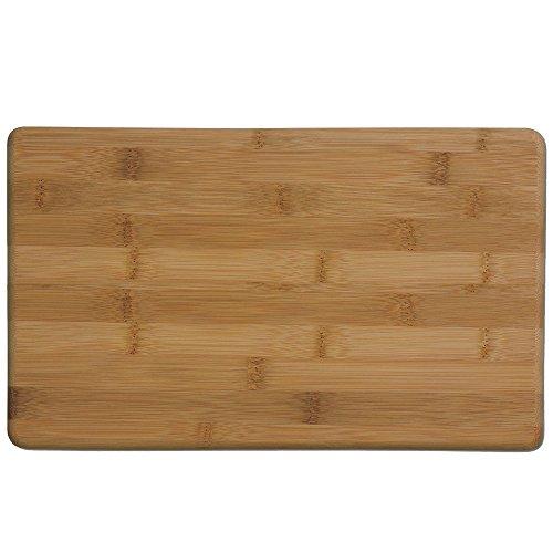kela 11681 Planche à découper Katana 34,5x20cm en Bambou, Beige, 5 x 20 x 2 cm