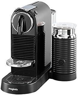 Magimix 11317Nespresso Citiz y Milk máquina de café, 1870W, Negro por Magimix