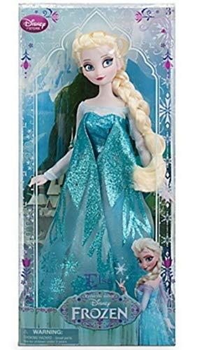 Disney Store - Poupée Elsa de La Reine des Neiges