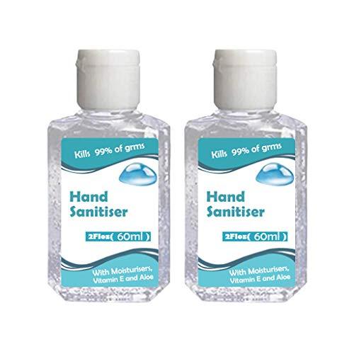 2Pack Hand Soap Refill - Antibacterial Moisturizing Gel Hand...