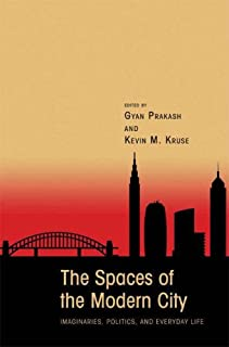 The Spaces of the Modern City: Imaginaries, Politics, and Everyday Life (Publications in Partnership with the Shelby Cullom Davis Center at Princeton University)