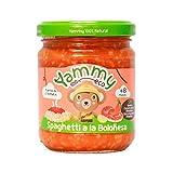 Yammy Nuestro Tarrito Ecológico De Spaghetti A La Boloñesa 2350 g