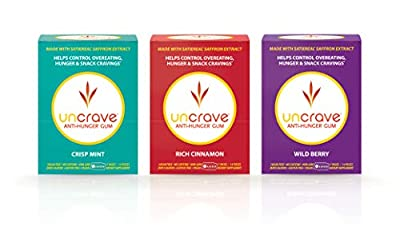 UnCrave Anti-Hunger Gum