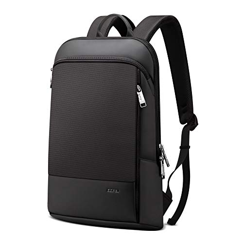 BOPAI 15 inch Super Slim Laptop Backpack Men Anti Theft Backpack Waterproof College Backpack