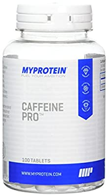 MY PROTEIN Caffeine Pro Supplement, 200 mg, 100 Tablets from MY PROTEIN