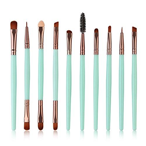 Pinselset Makeup Set Lidschatten Pinselset Makeup Blender Pinsel Pinselset Augen Pinselsets Blending Brush Augenpinsel Set Make up Pinsel Set Lidschattenpinsel