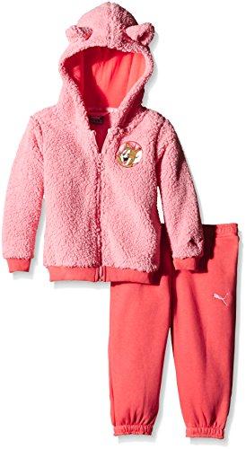 PUMA Baby Set Fun Tom und Jerry X-mas Set, Flamingo Pink, 74, 834307 23