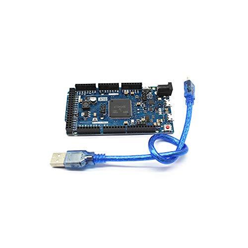 R3 Vorstand AT91SAM3X8E SAM3X8E 32-Bit-ARM-Cortex-M3-Control Board-Modul