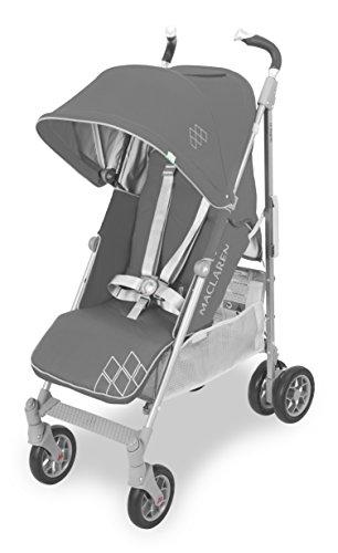 Maclaren Techno XT Silla de paseo - ligero, para recién nacidos hasta los 25kg,...