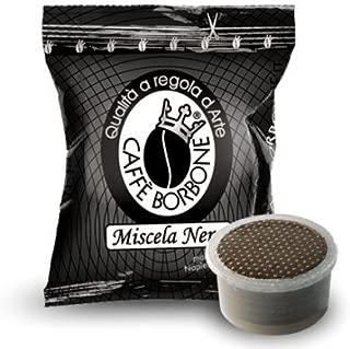 50 capsule Borbone nera compatibili espresso point