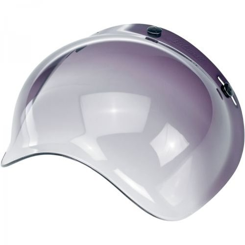 Visiera Bolla Bubble Biltwell Fumè Gradiente Smoke Gradient x Caschi Casco Moto Biltwell Bell DMD Bandit Yam AFX Nolan AGV Vell