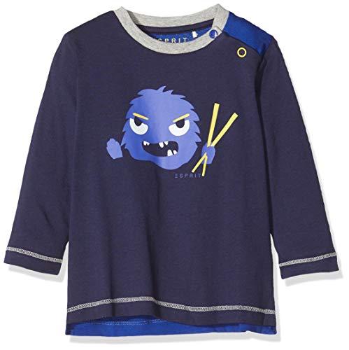 ESPRIT KIDS baby-jongens shirt met lange mouwen RQ1001212 T-SHIRT LS