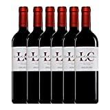 Vino Tinto López Cristobal Roble - D.O. Ribera del Duero - Caja 6 botellas x 75cl