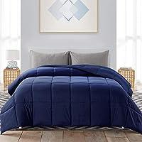 WhatsBedding Down Alternative Quilted Comforter