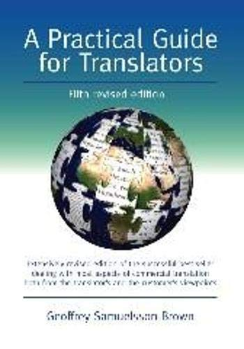 A Practical Guide for Translators (38) (Topics in Translation (38))