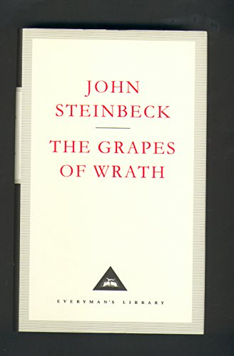 The Grapes Of Wrath (Everyman's Library Classics S.)