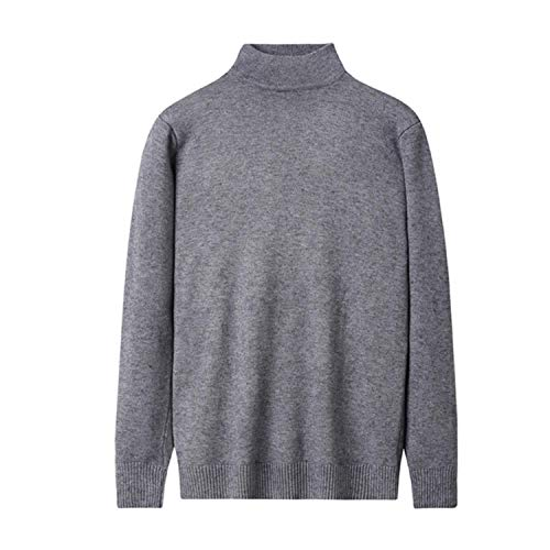 Men's Winter Cotton Knit Pullover Sweater / 2021 Casual Fashion Warm Boutique Slim O Neck Long Sleeve Bottoming Sweater M-2XL