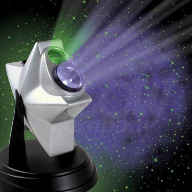 [upgraded 2020 Version] Laser Stars Twilight Projector, Romantic Relaxing Night Light Show, hologram Cosmos Planetarium Sky Constellation Galaxy Projection, Party Lights. by Gifts A Must