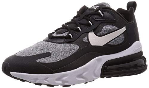 Nike Air Max 270 React [AO4971-001] Men Casual Shoes Black/Vast Grey/US 11.0